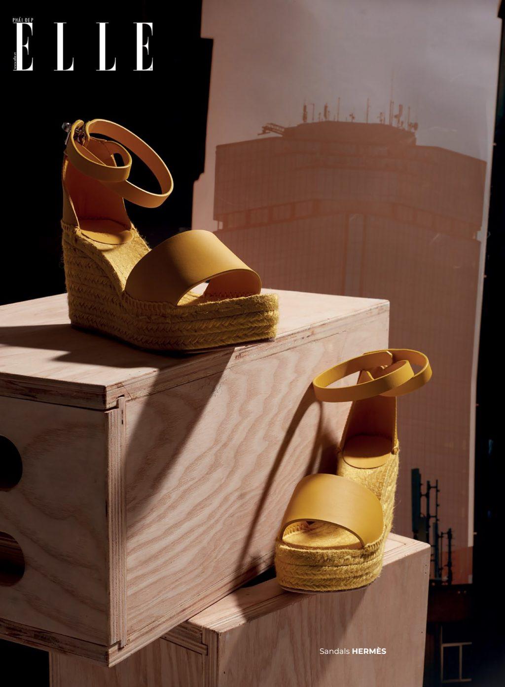 túi xách sandals Tipoli