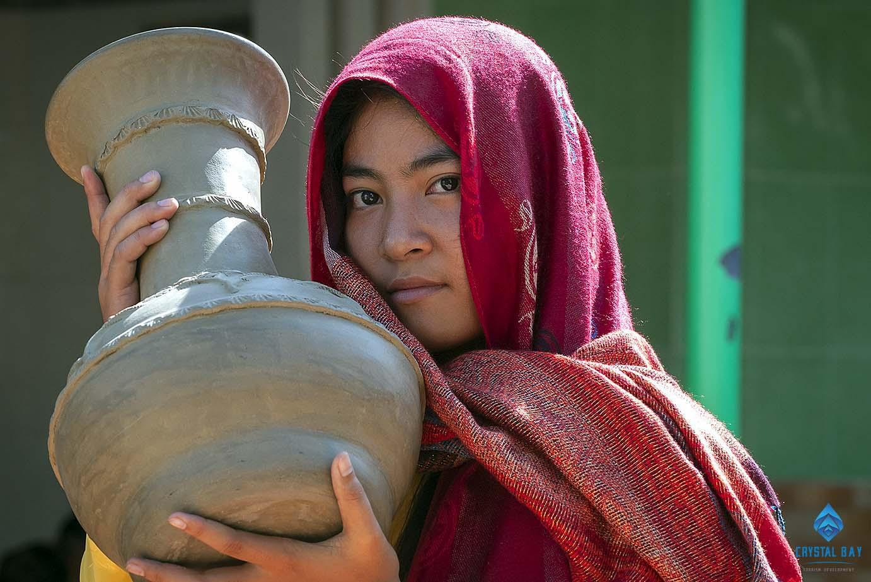 du lịch làng gốm Bàu Trúc