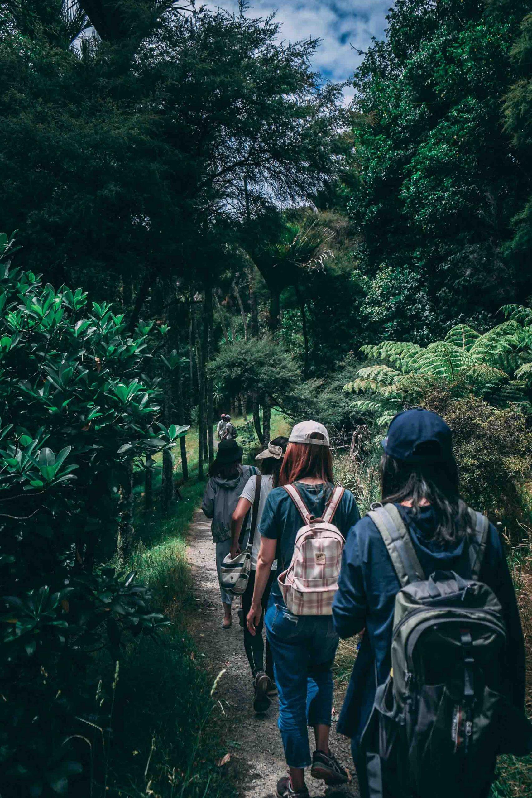 du lịch trekking