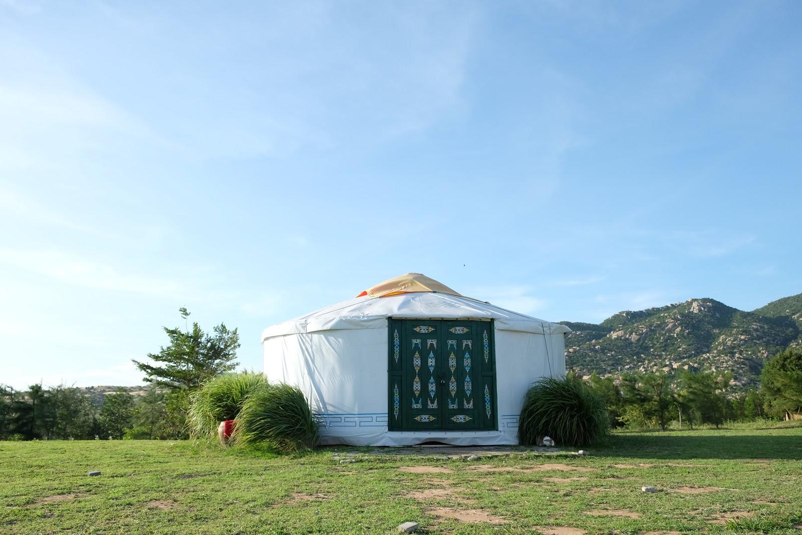 cắm trại Tanyoli 3