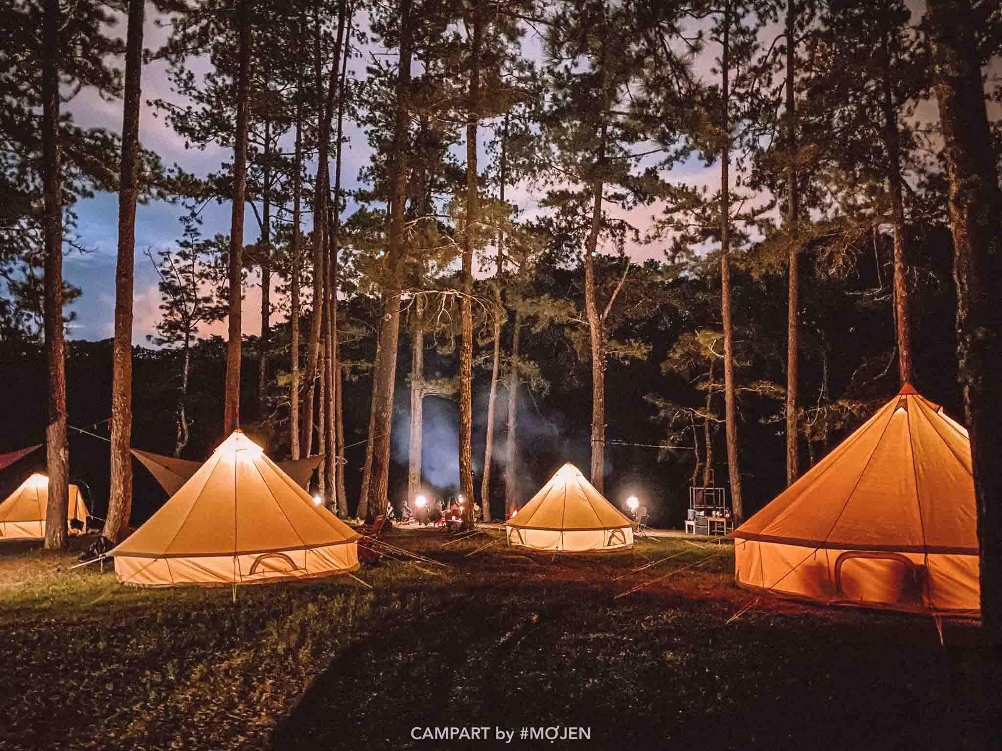 cắm trại CampArt by #MợJen 1