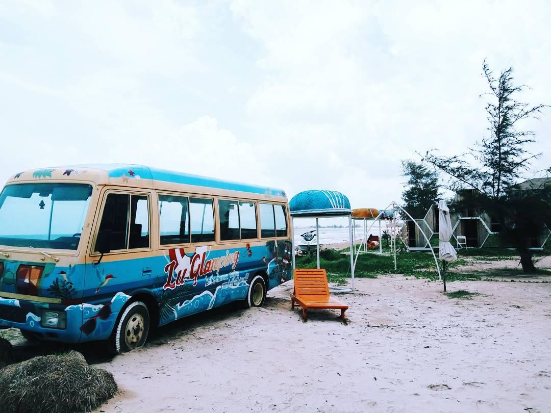 Cắm trại ở Lu Glamping