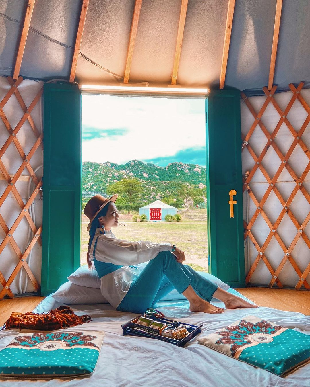 Cắm trại ở Tanyoli