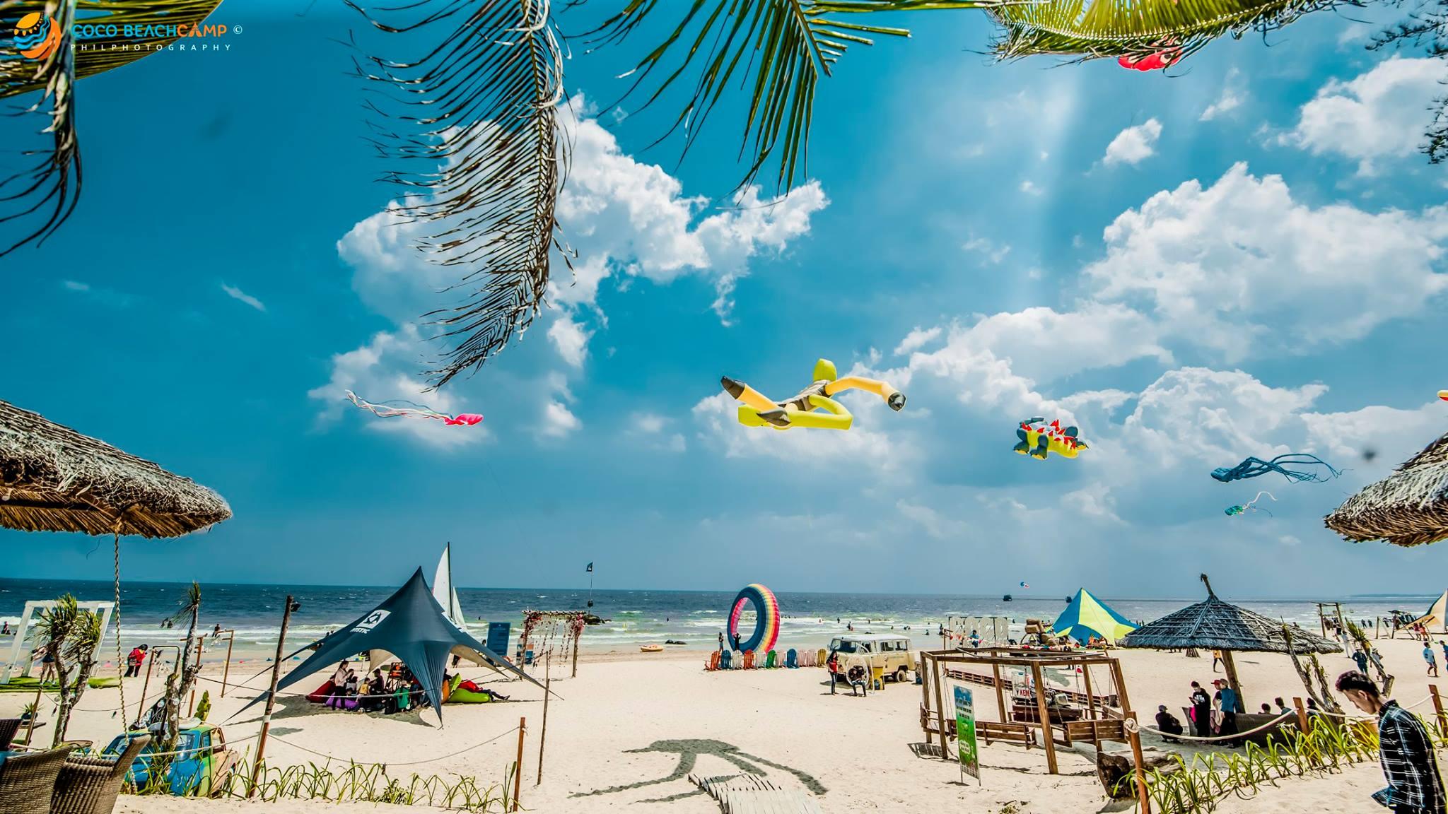 cắm trại Coco Beachcamp 2