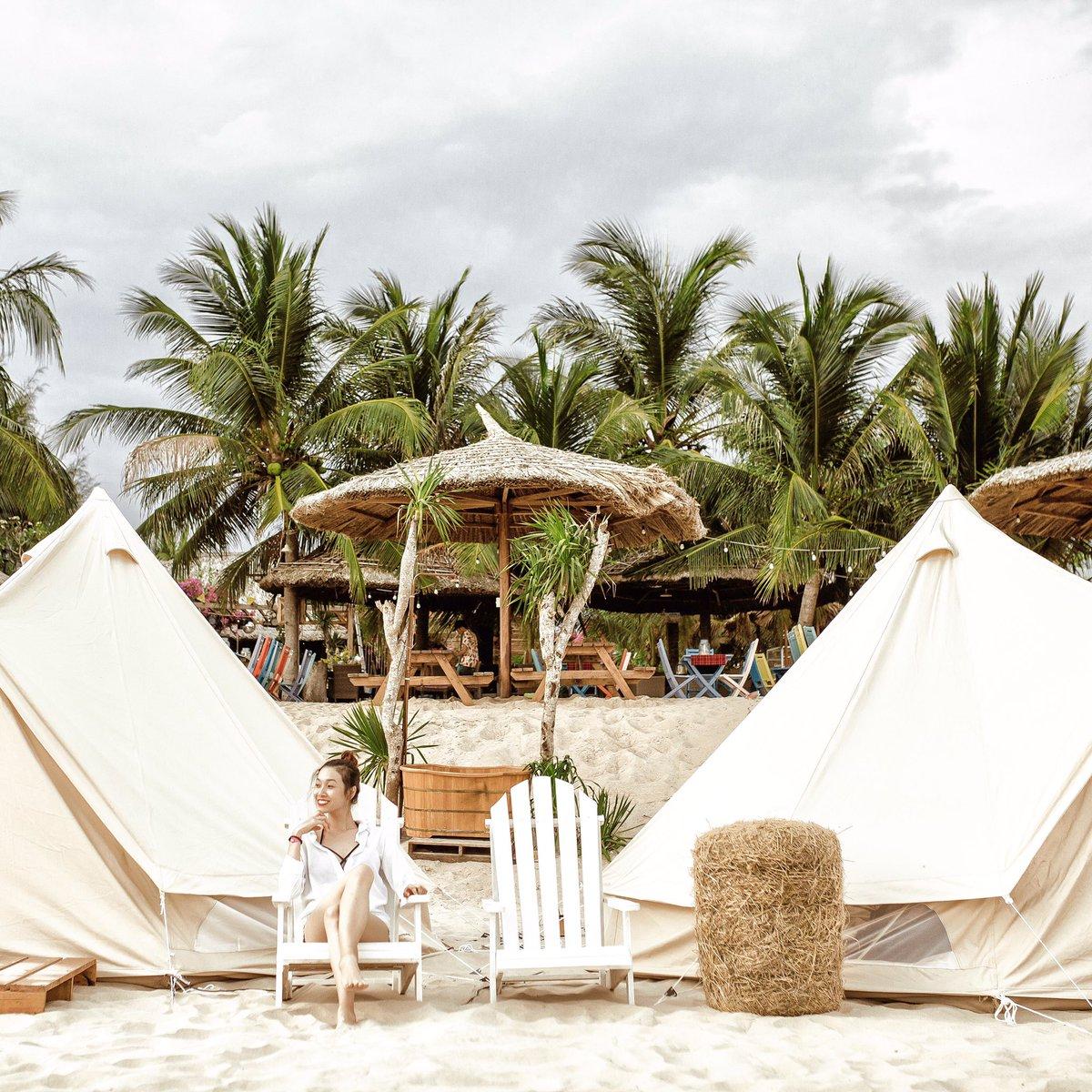 cắm trại Coco Beachcamp 1