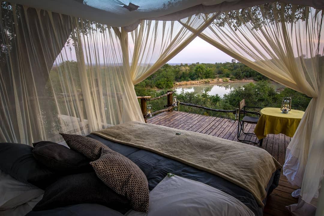 Trại Garonga Safari, Nam Phi thân thiện với môi trường
