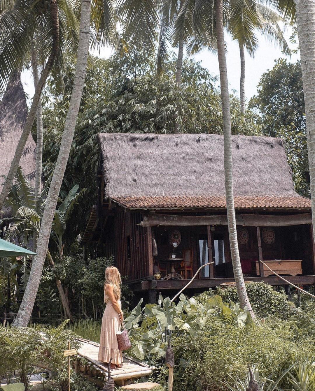 Bambu Indah, Bali thân thiện với môi trường