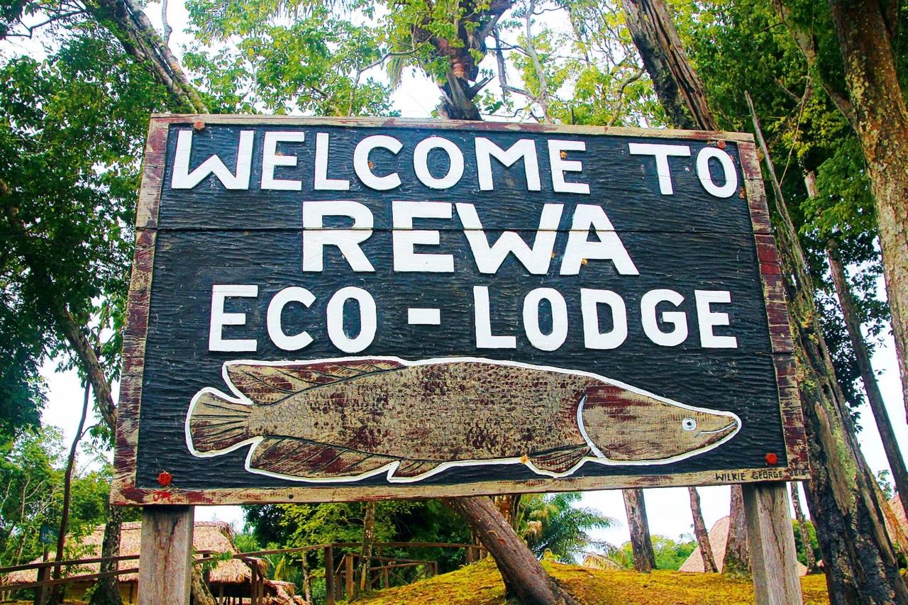 Nhà nghỉ Rewa Lodge, Guyana thân thiện với môi trường