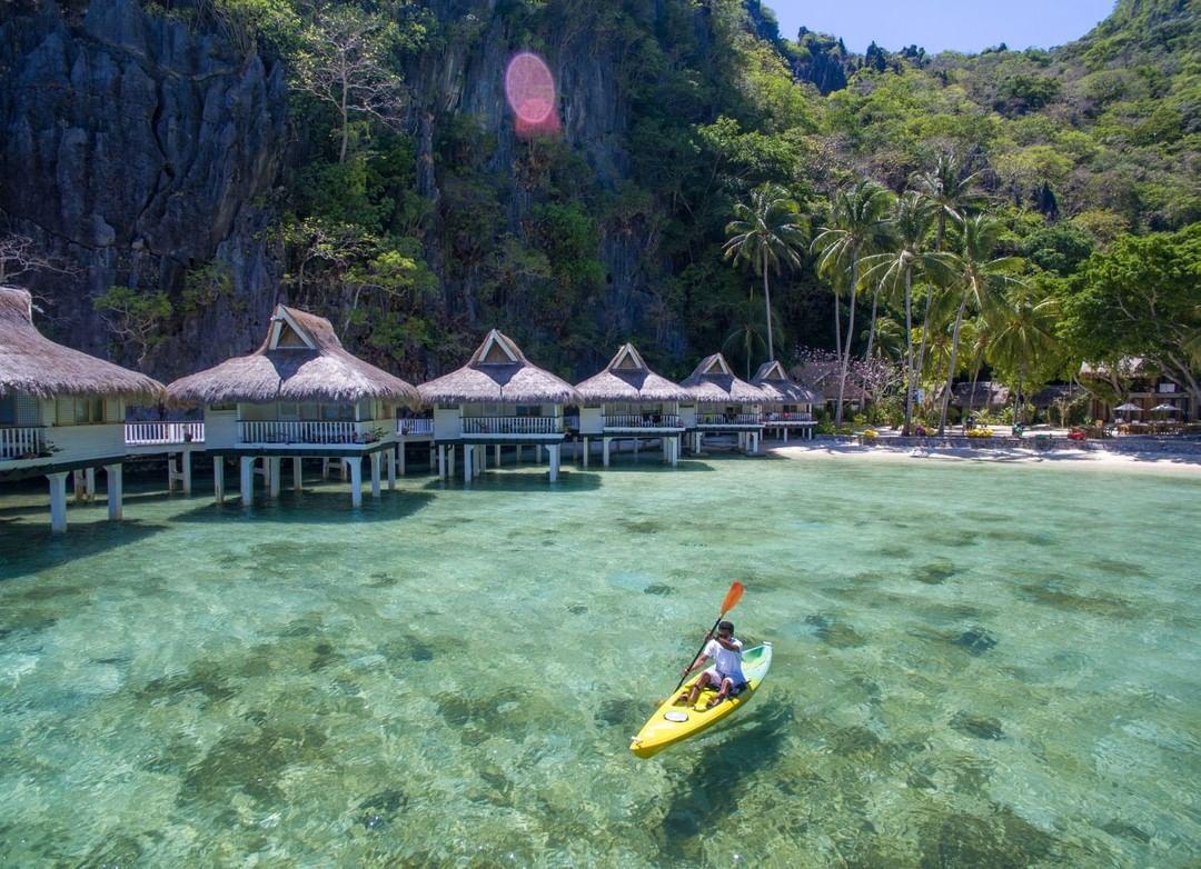 Chuỗi resort El Nido, Philippines thân thiện với môi trường
