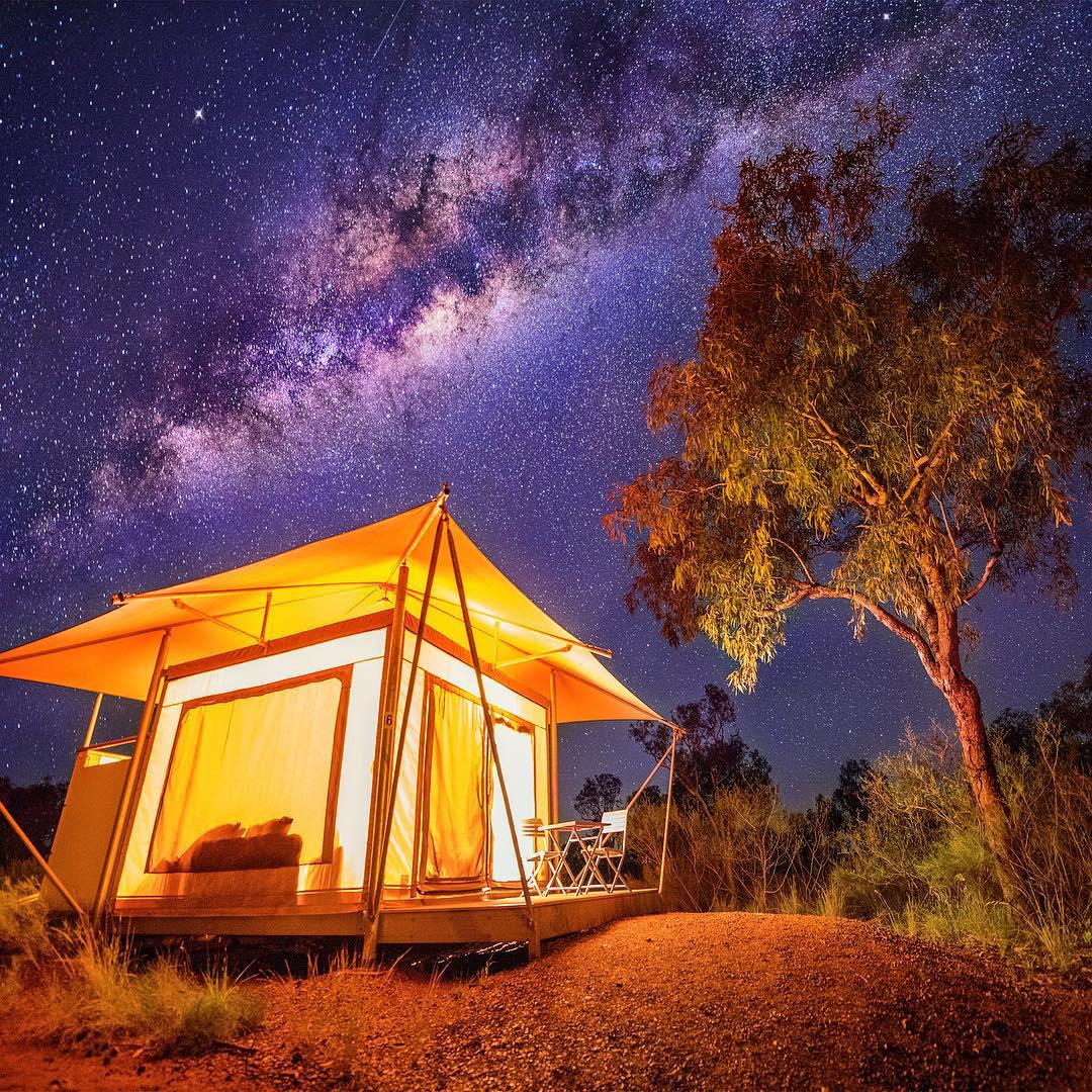Karinji Eco Retreat, Tây Úc thân thiện với môi trườn
