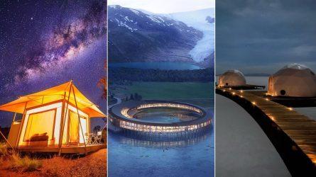 Điểm danh 12 địa điểm nghỉ dưỡng thân thiện với môi trường trên thế giới