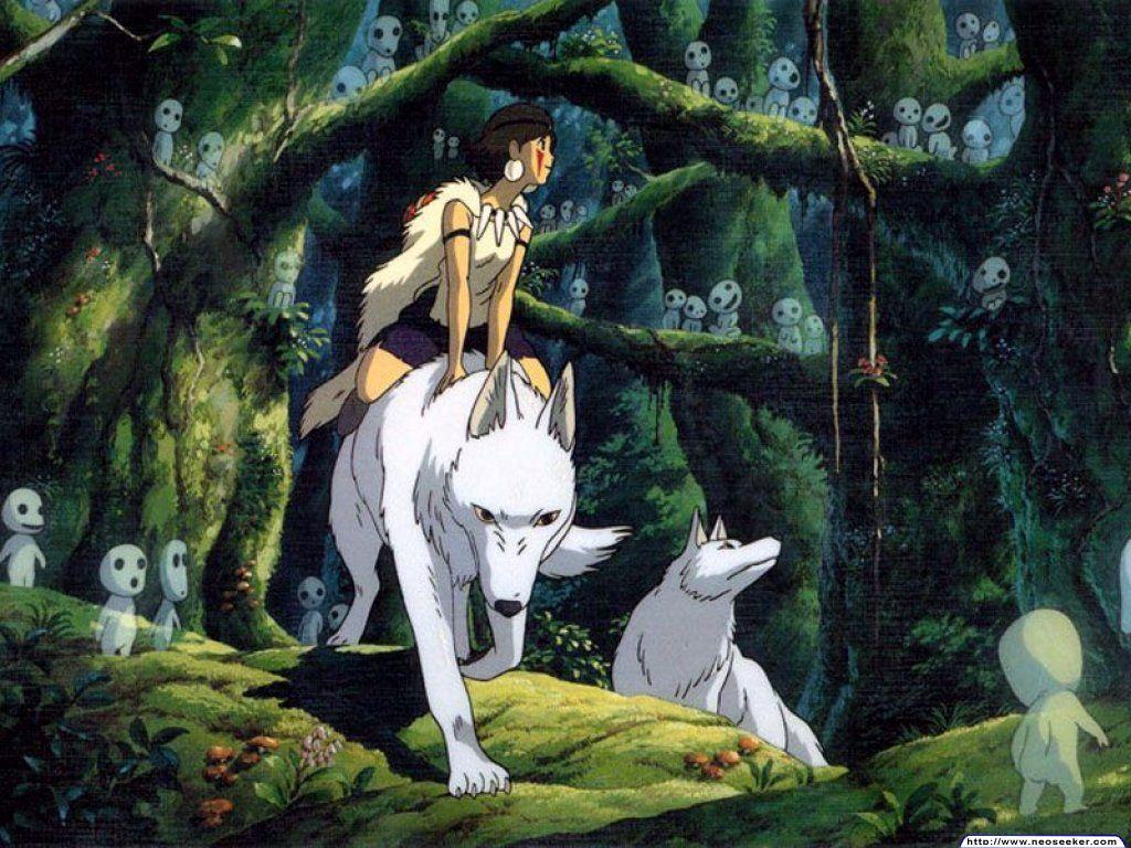 Phim hohoat5inh2 về môi trường của hãng Ghibil