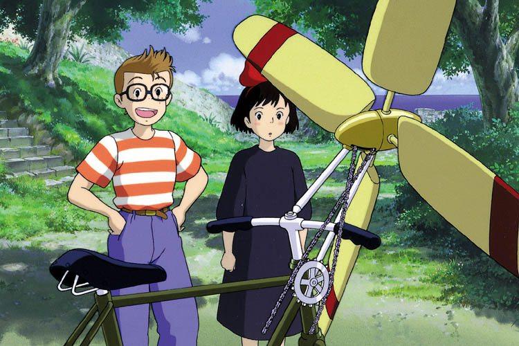 Phim hoạt hình Dịch vụ giao hàng Phù thủy Kiki và thông điệp thân thiện với mọi người