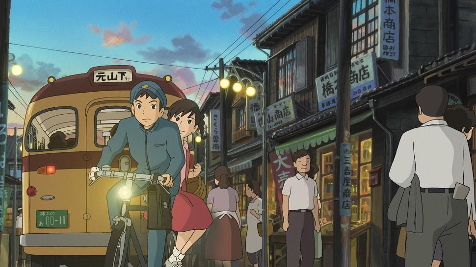 phim hoạt hình Phía trên đồi hoa anh túc và thông điệp gia đình ý nghĩa