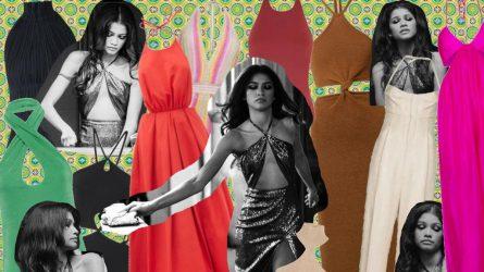Áo yếm - khi món thời trang thập niên 90 trở lại ngày hoàng kim