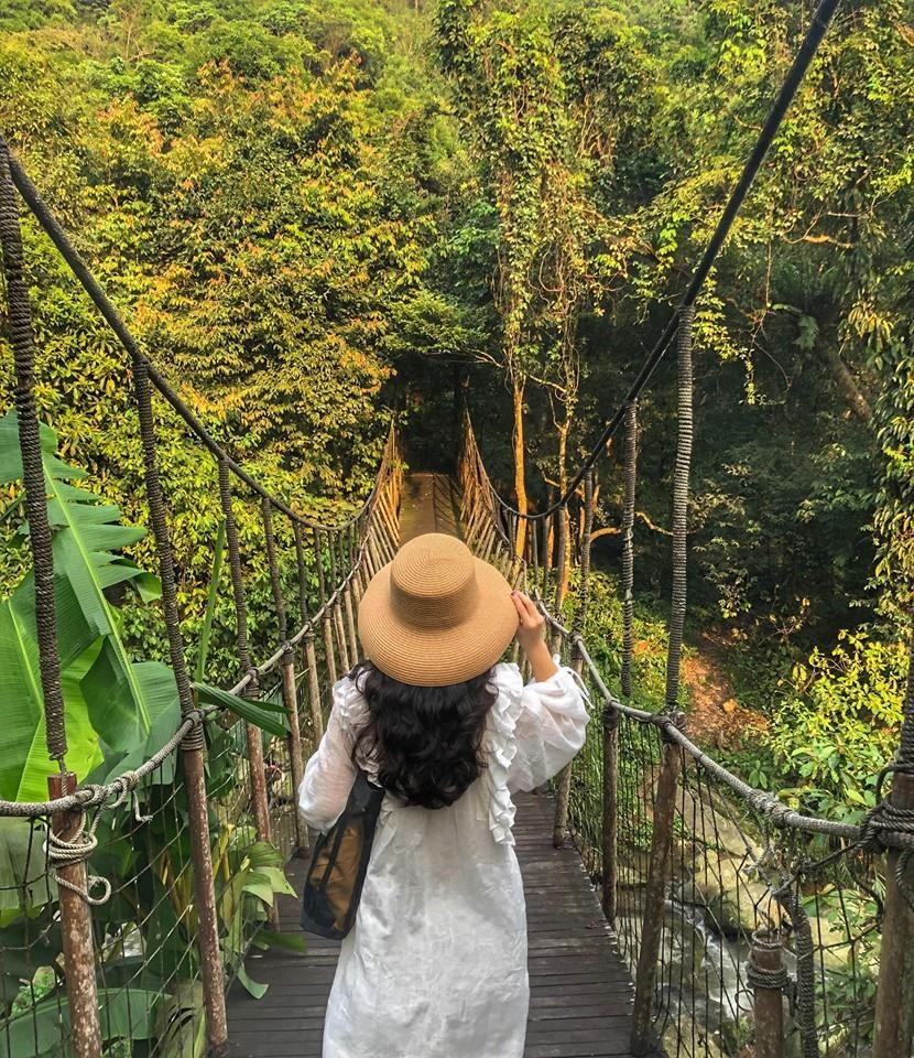 Những địa điểm nghỉ dưỡng hòa mình vào tự nhiên Việt Nam