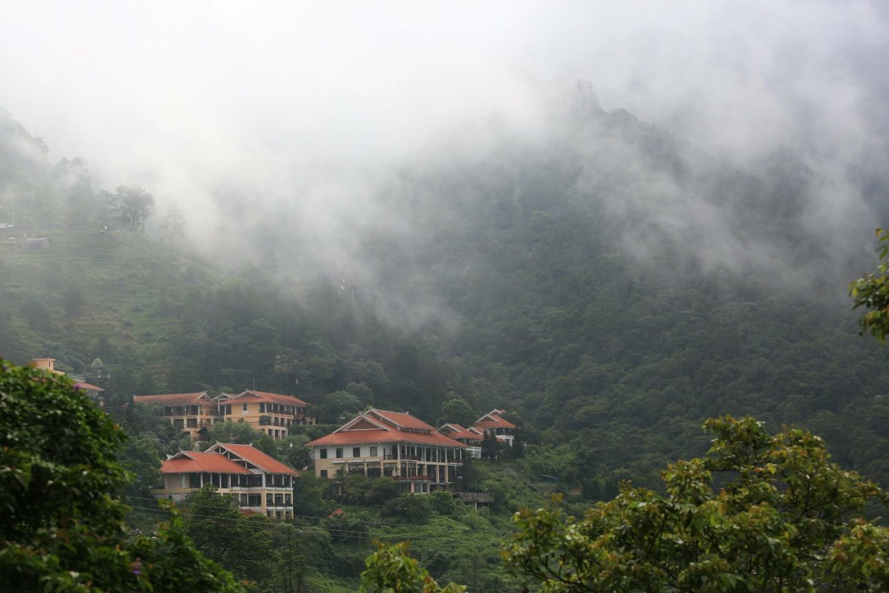 nghỉ dưỡng Tam Đảo Belvedere Resort