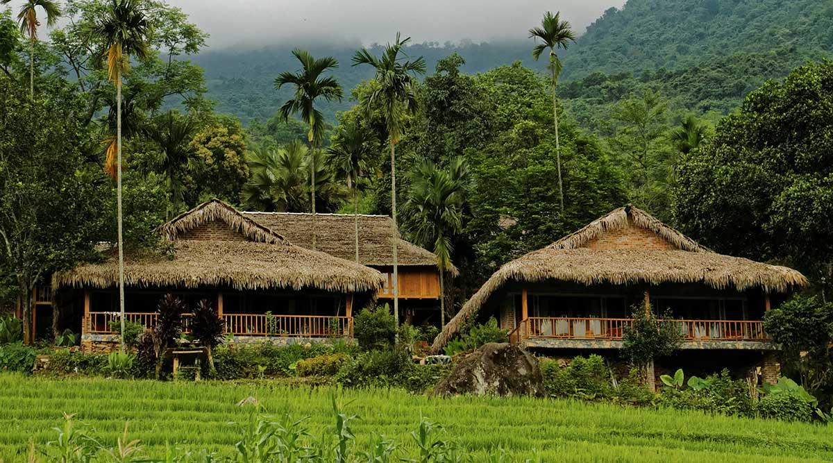nghỉ dưỡng Pù Luông Retreat