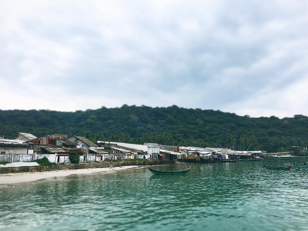 phong cách hoang sơ của đảo thổ chu thu hút khách du lịch