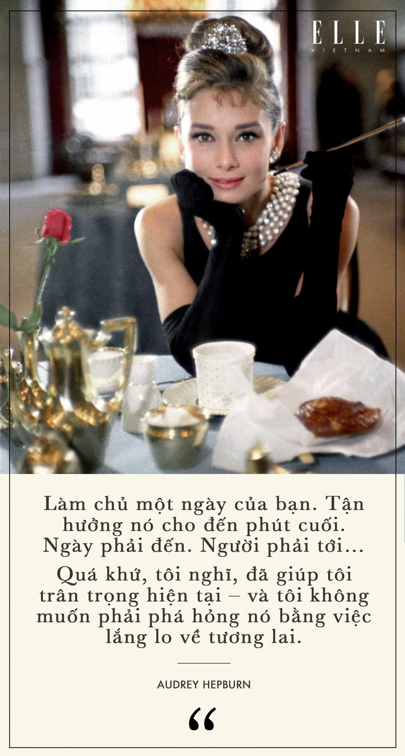 diễn viên Audrey Hepburn 1