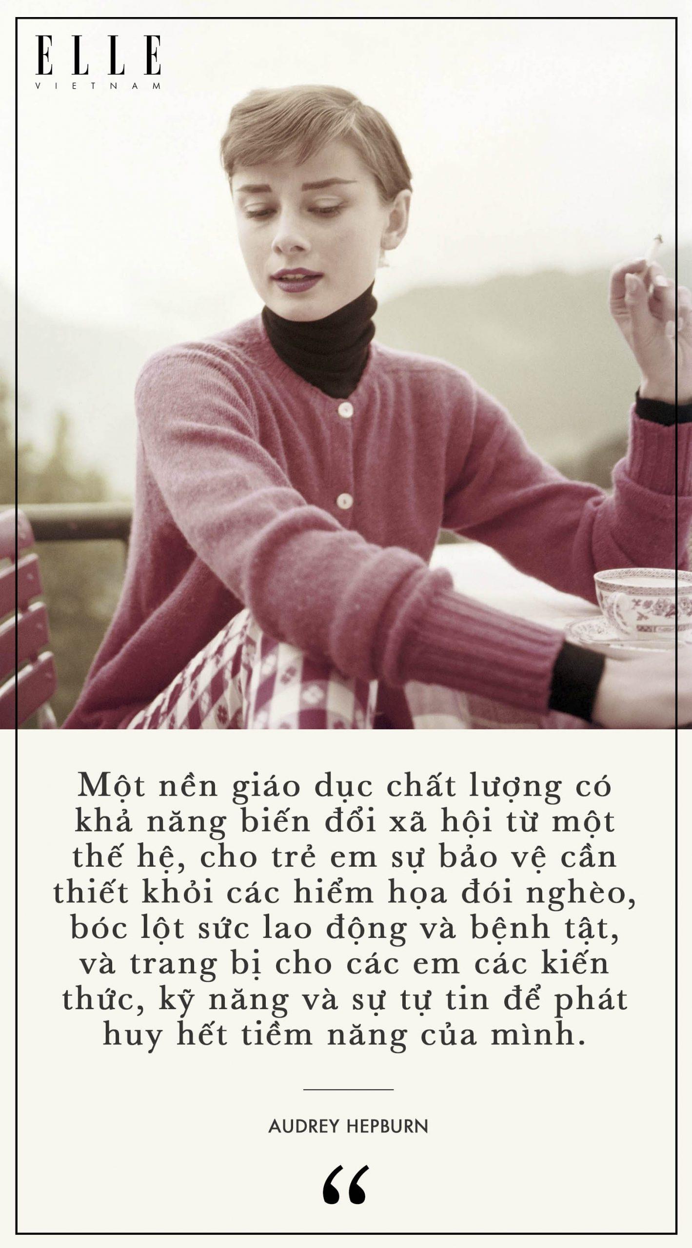 diễn viên Audrey Hepburn 14