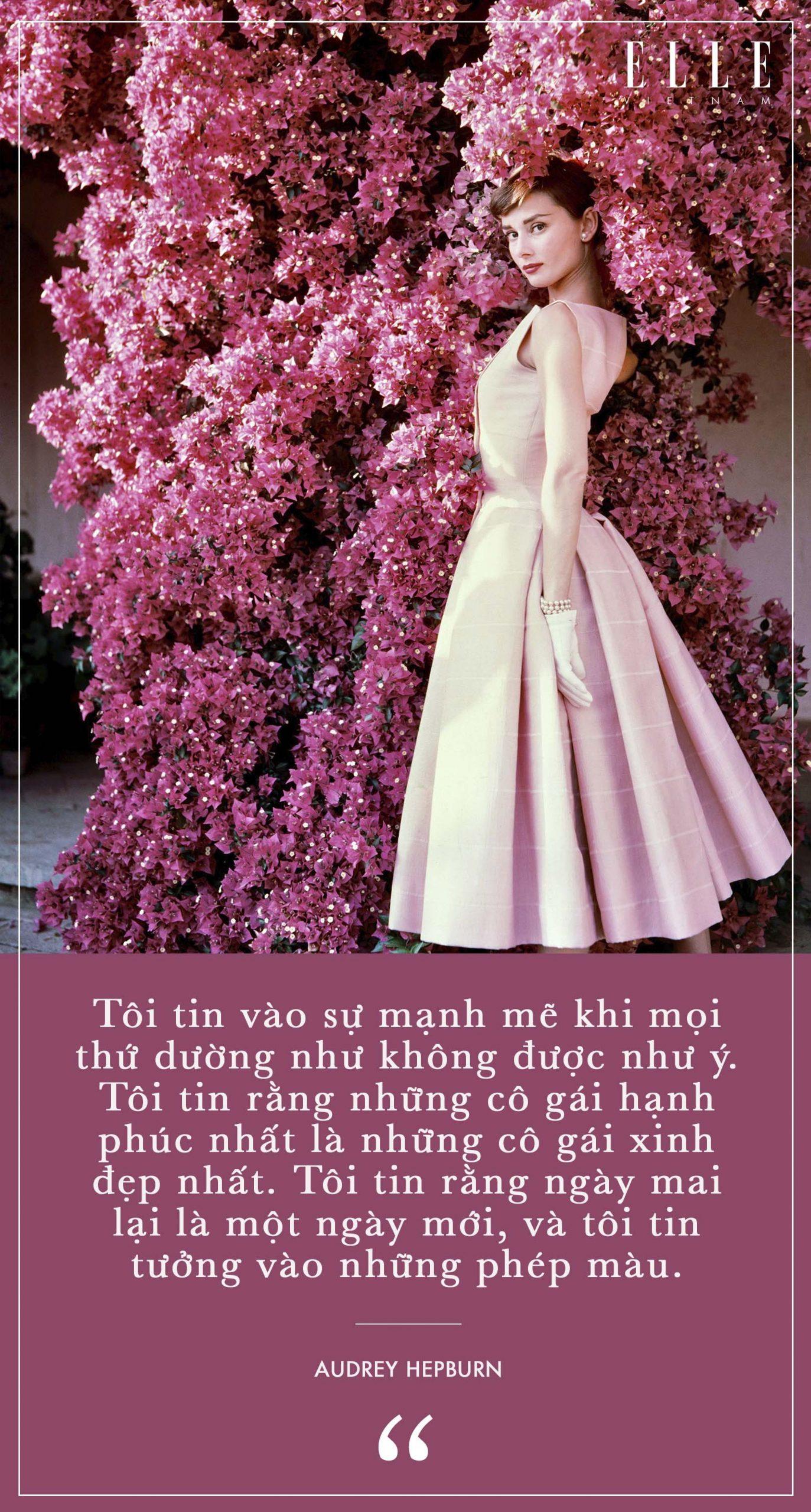 diễn viên Audrey Hepburn 4