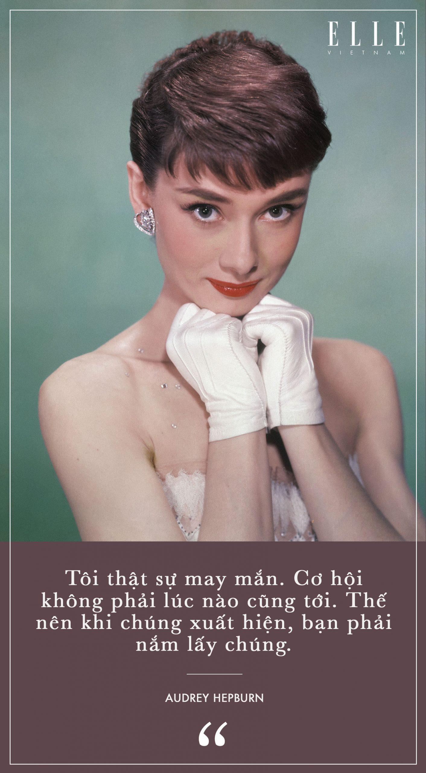 diễn viên Audrey Hepburn 5