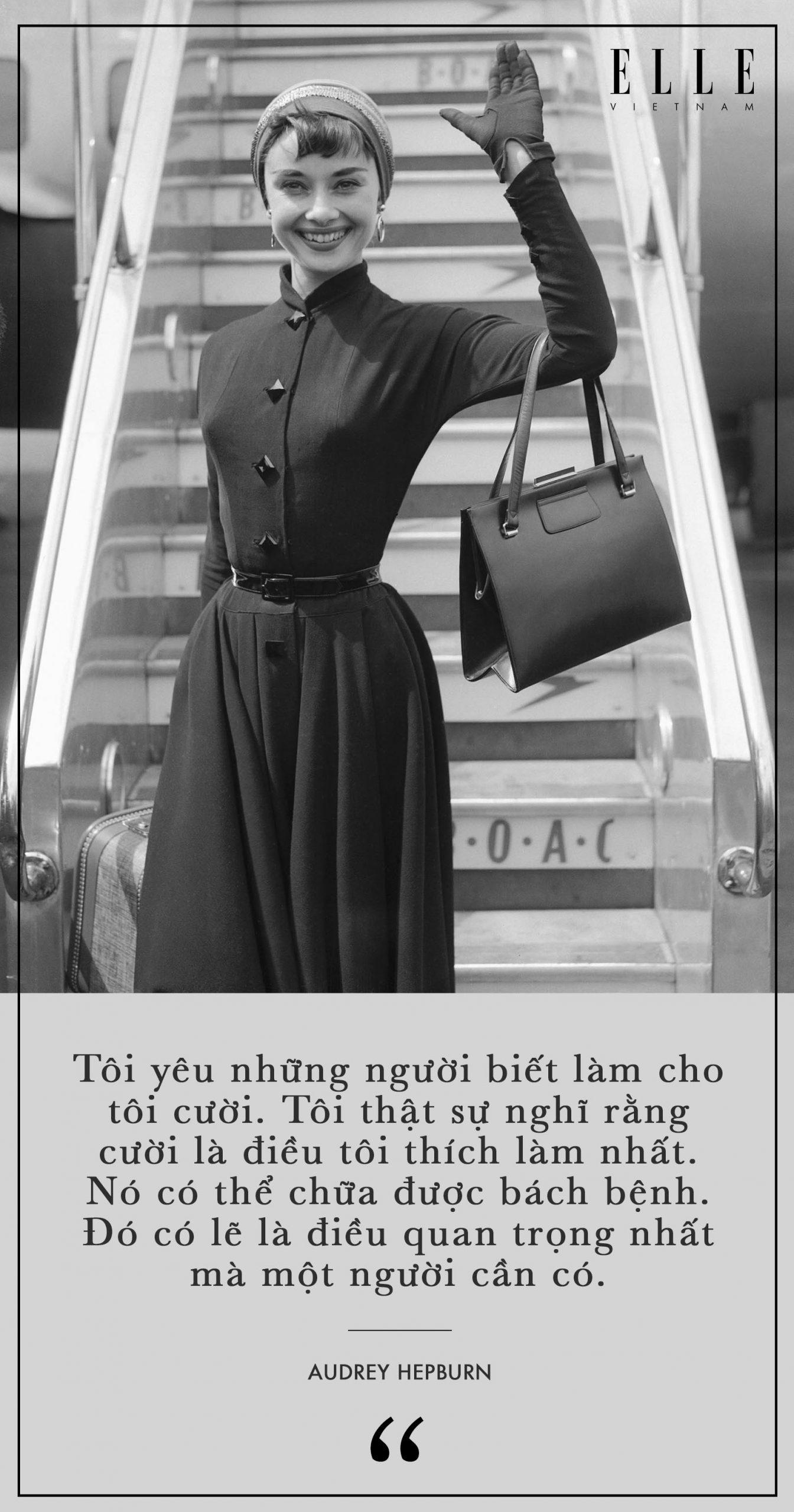 diễn viên Audrey Hepburn 7