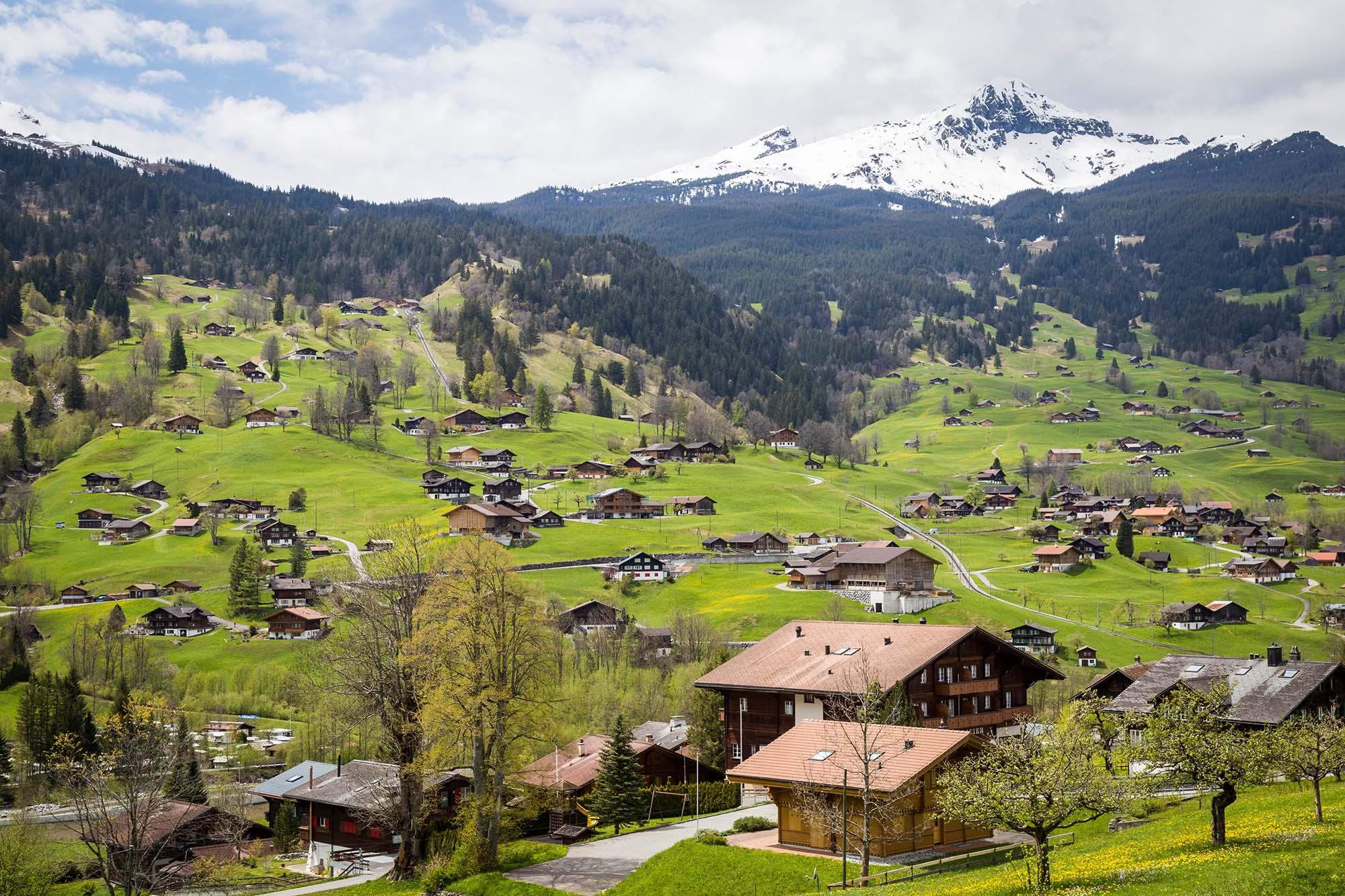Học hỏi sự thân thiện môi trường ở Thụy Sĩ