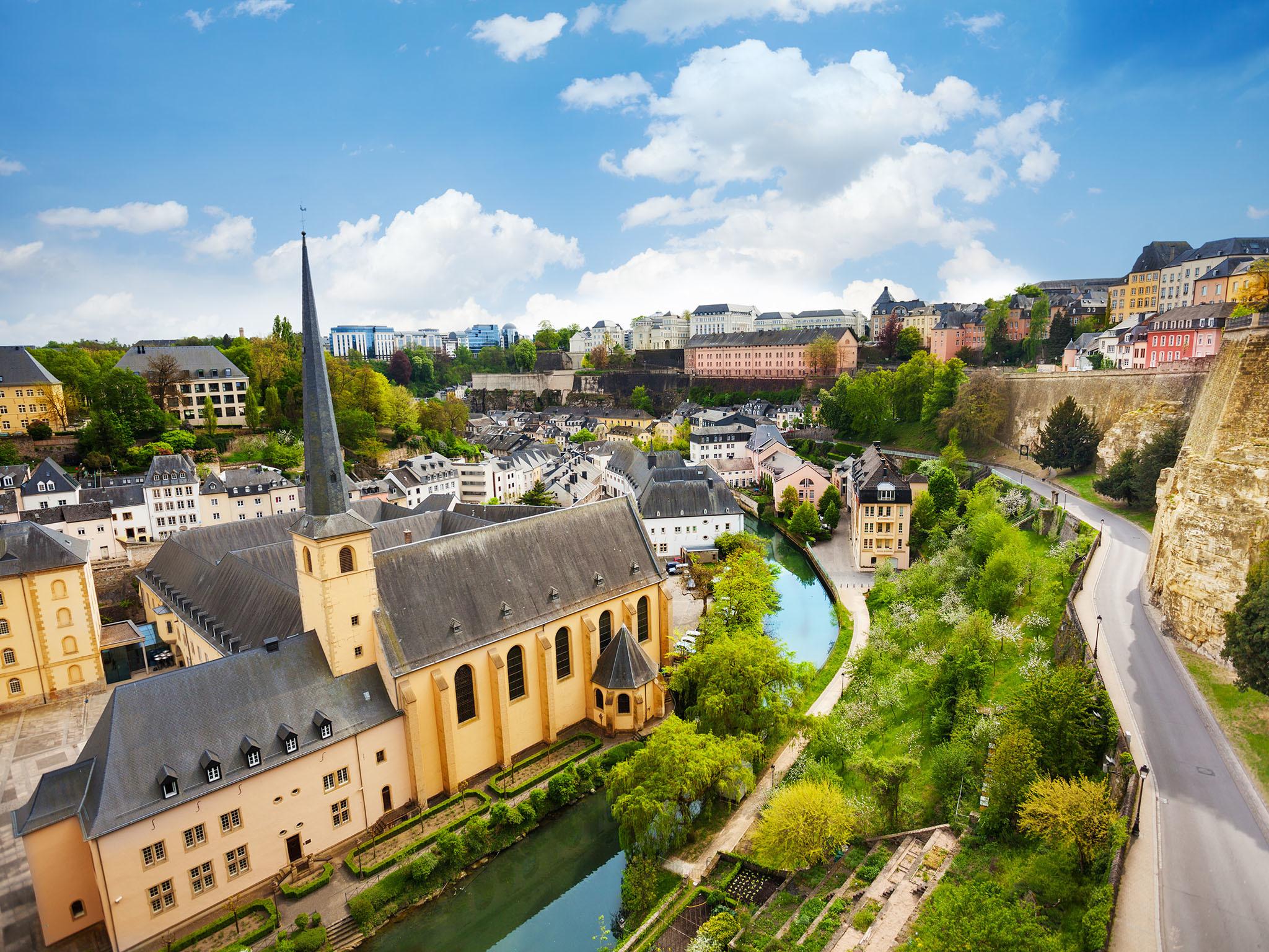 Học hỏi sự thân thiện môi trường ở Luxembourg