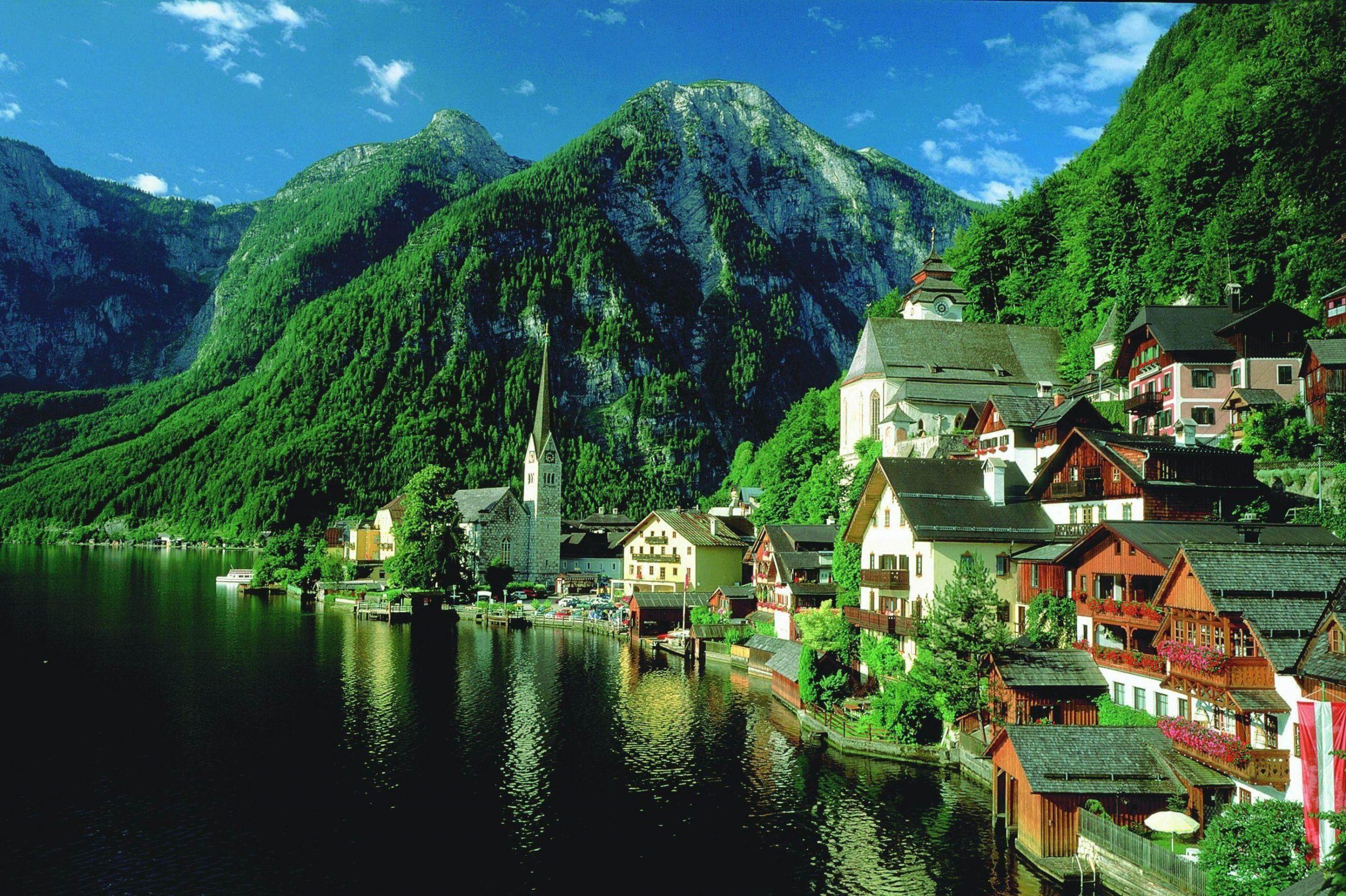 Học hỏi sự thân thiện với môi trường ở Áo