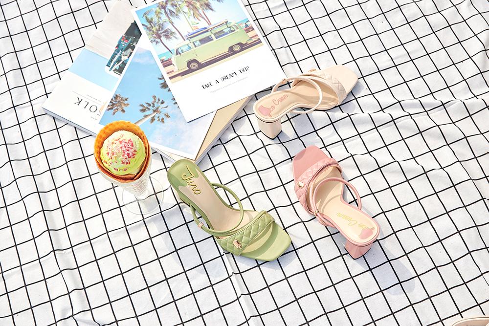 Juno phụ kiện túi giày mùa Hè
