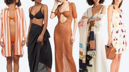 Những mẫu váy đi biển không thể thiếu trong hành lí mùa Hè