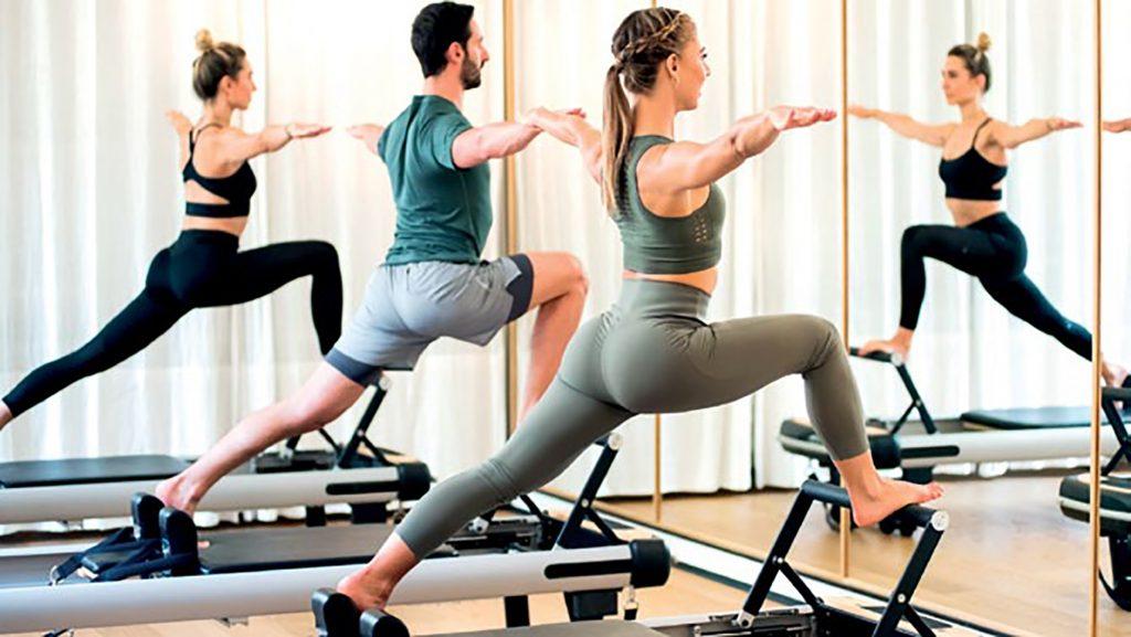 pilates tăng sự dẻo dai