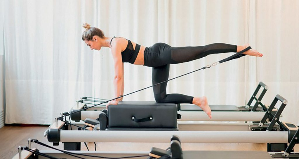 pilates thiết bị reformer