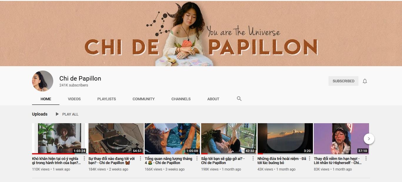 Những kênh tarot online giúp chữa lành tổn thương và phát triển bản thân