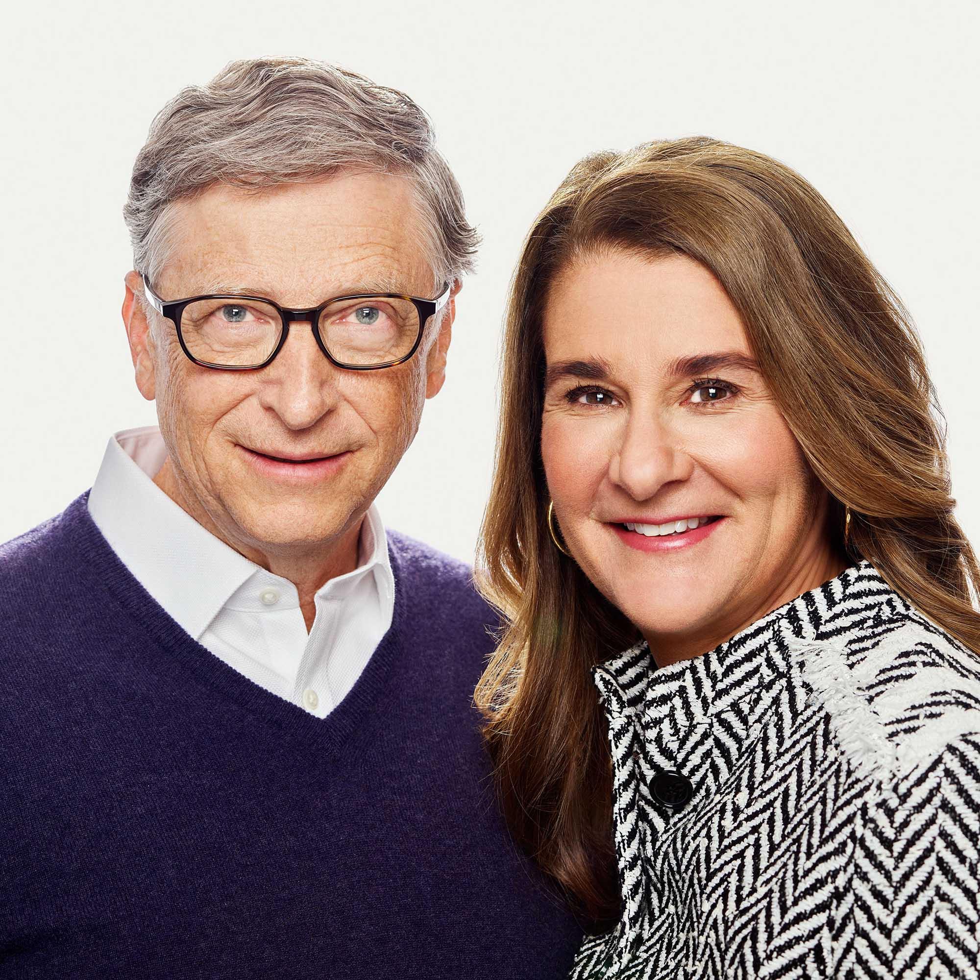 Vợ chồng nhà Bill gates ly hôn sau 27 năm chung sống