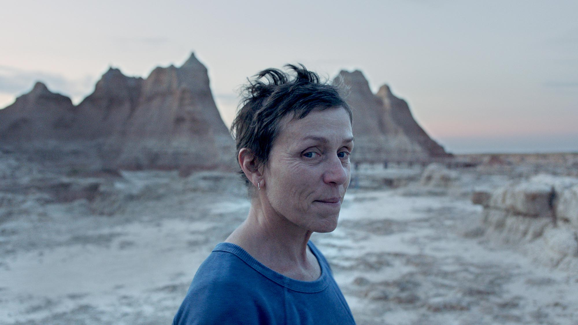 Frances McDormand trong phim điện ảnh