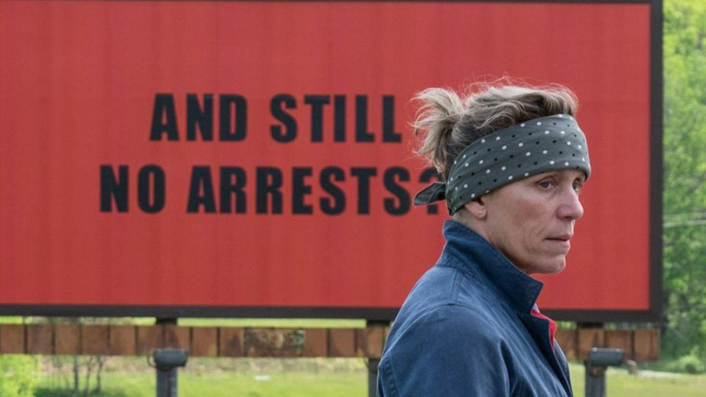 Frances McDormand trong phim điện ảnh Three Billboards Outside Ebbing, Missouri
