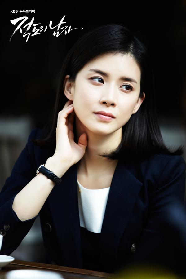 Lee Bo-Young vừa diễn xuất hay vừa sở hữu nhan sắc hút hồn.