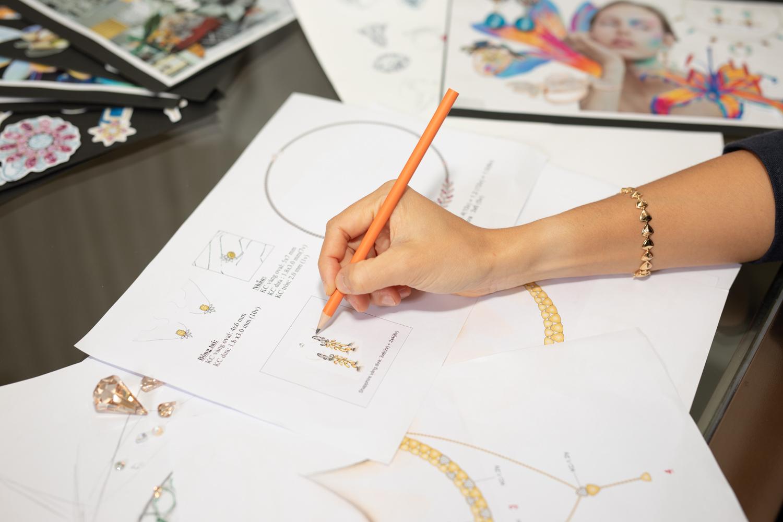 Bản thiết kế trang sức