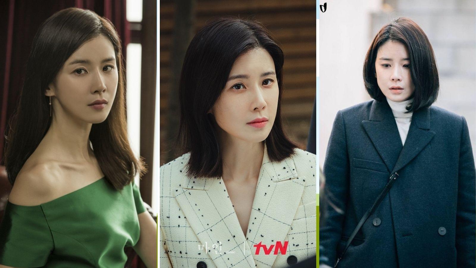 10 bộ phim Hàn ấn tượng nhất trong sự nghiệp của Lee Bo Young