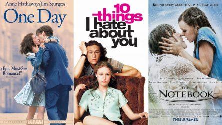 Những bài học tình yêu và cuộc sống đáng suy ngẫm trong 10 bộ phim kinh điển