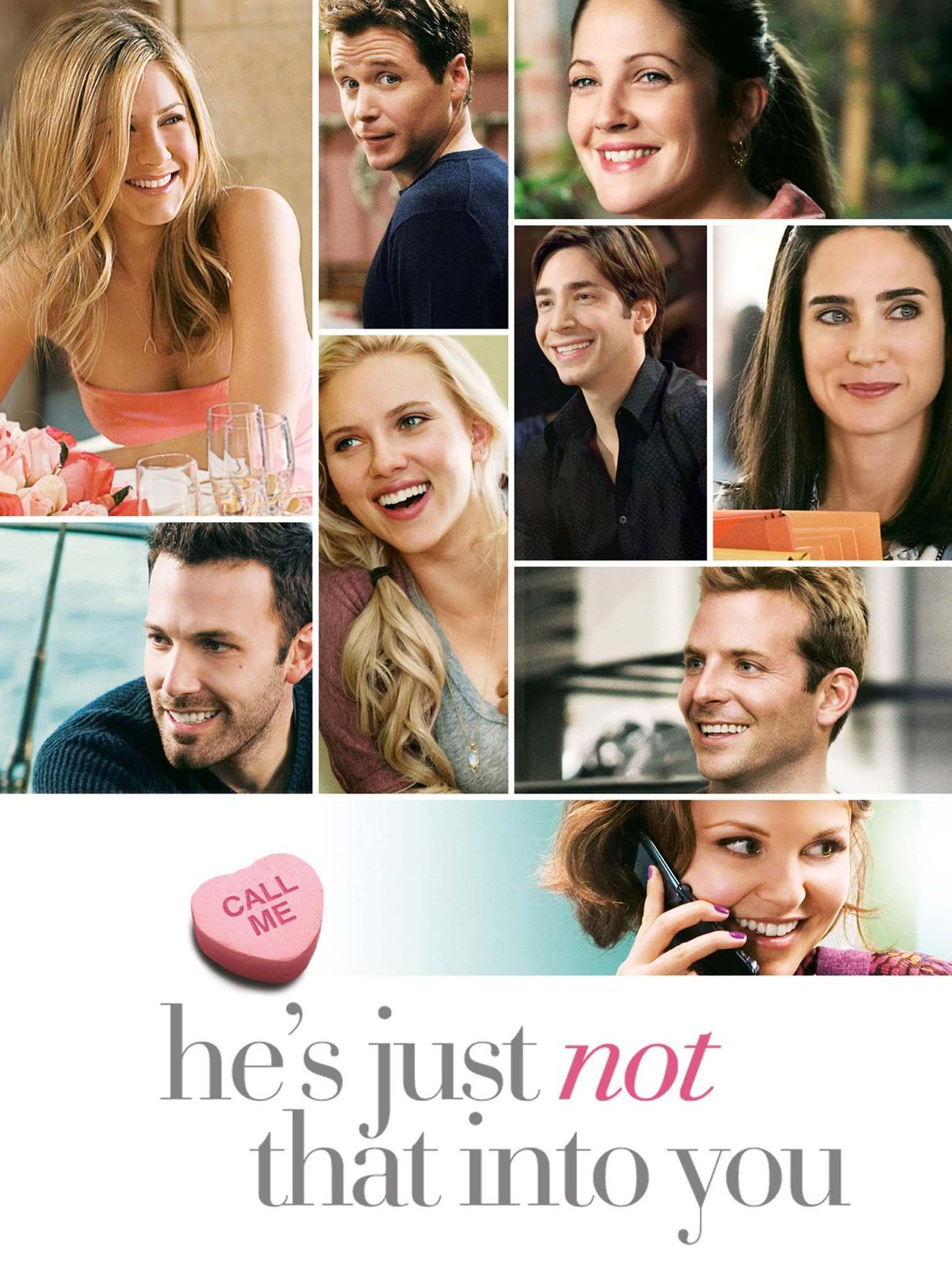 bài học tình yêu trong phim tình cảm He's Just Not That Into You