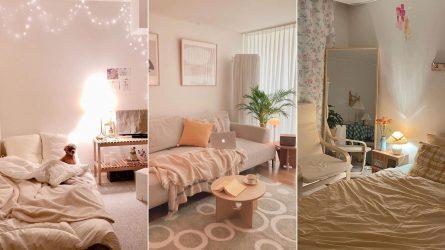 Làm mới không gian sống với 11 tài khoản Instagram về cách trang trí phòng