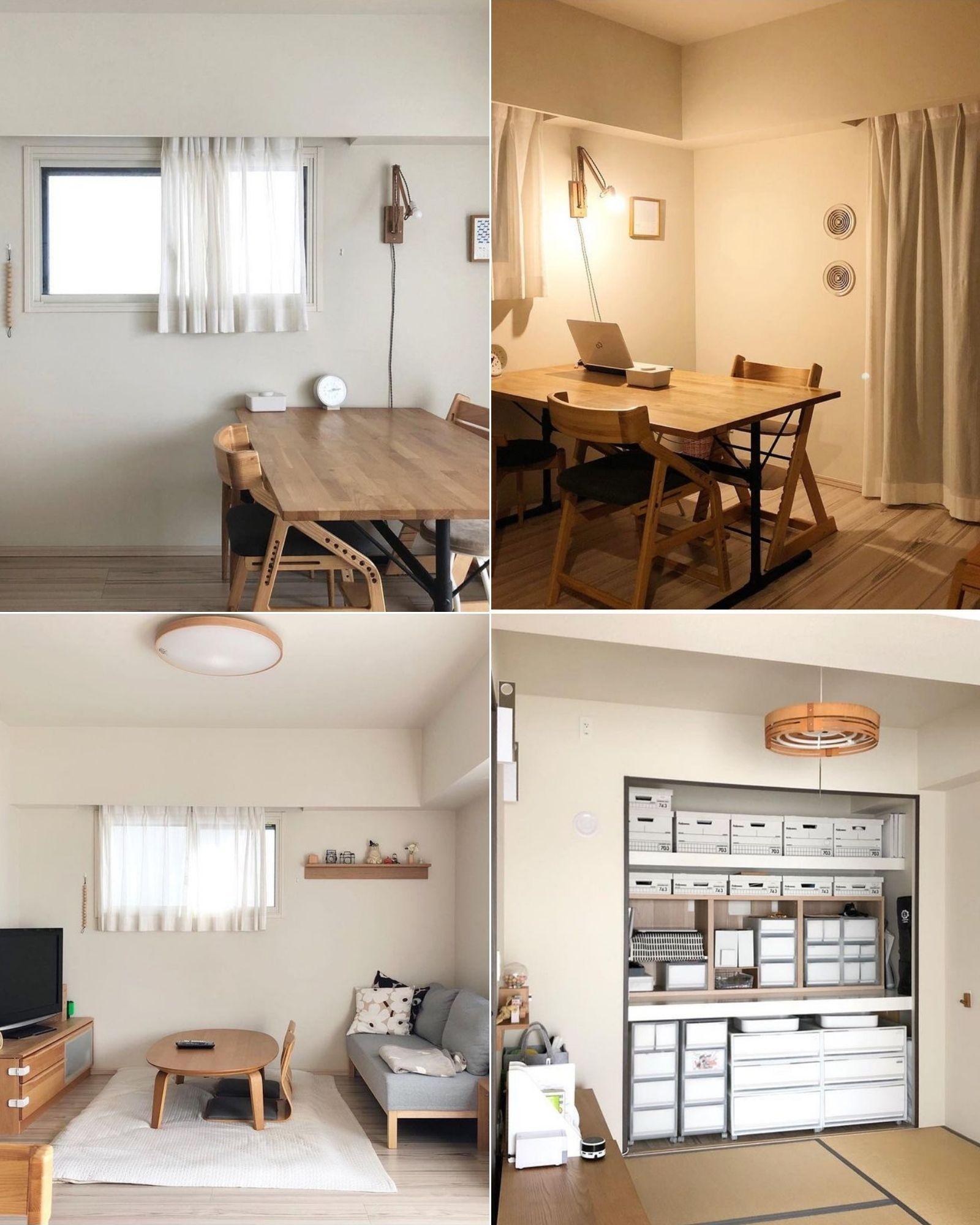 Tài khoản Instagram @penta_room truyền cảm hứng trang trí phòng