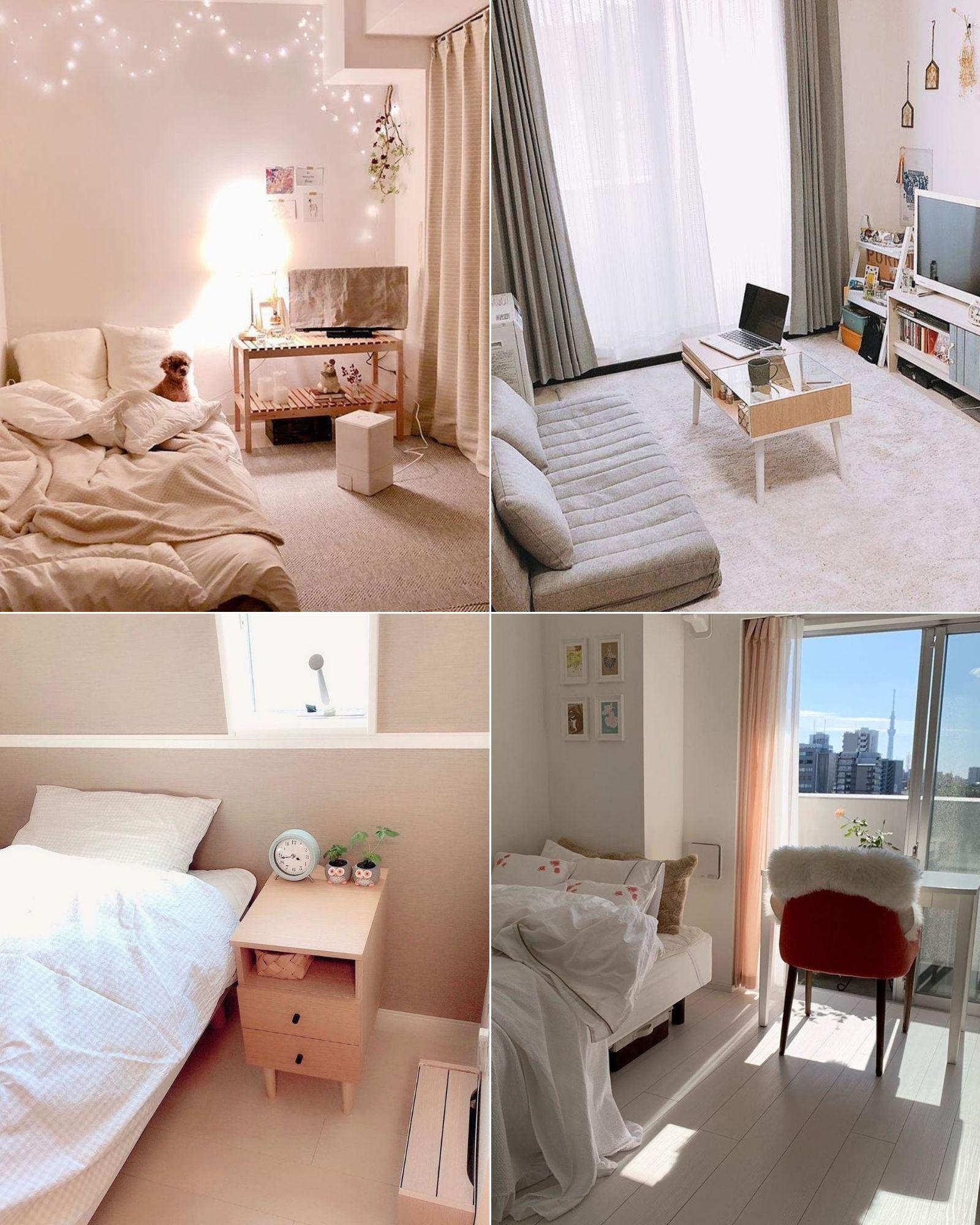 Tài khoản Instagram @design_room_official truyền cảm hứng trang trí phòng
