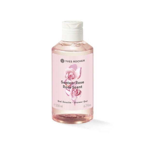 sữa tắm mang hương hoa hồng Yves Rocher