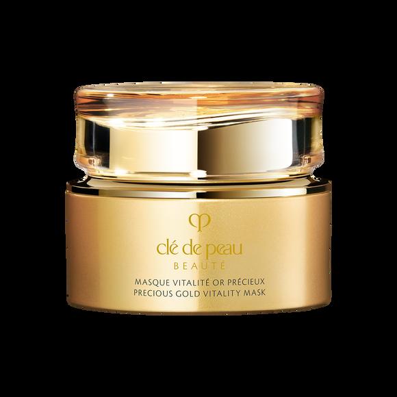 làm đẹ da chống lão hóa Clé de Peau Baeuté Precious Gold Vitality Mask