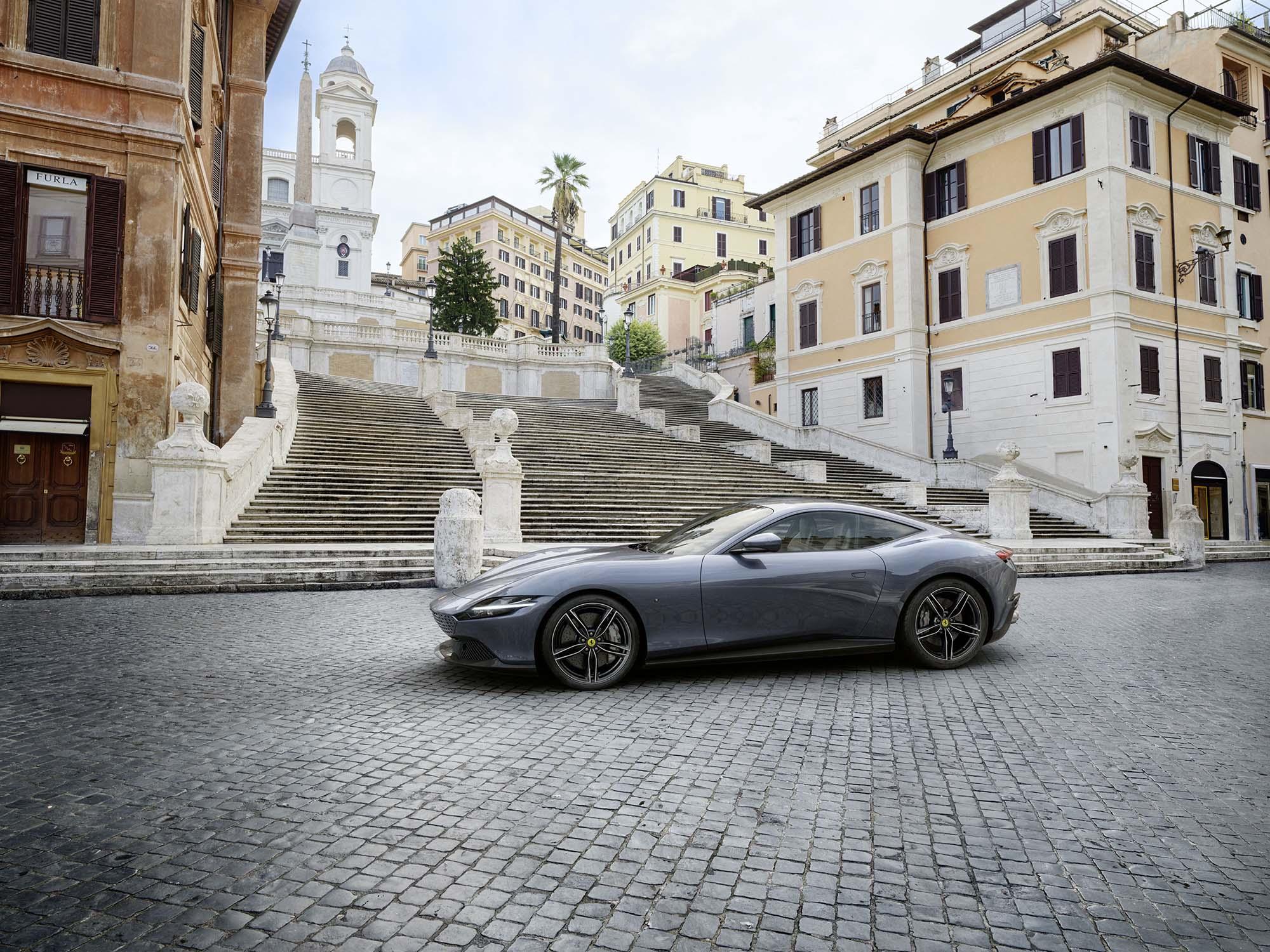 Ferrari ra mắt Ferrari SF90 Stradale và Ferrari Roma